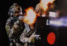 俄最强特种部队阿尔法超酷海报曝光 只能靠枪来识别