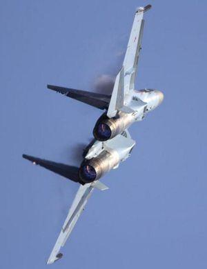 俄称与中国苏35战机合同谈判已到最后阶段