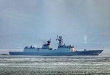 有战力也有颜值!中国海军大量舰艇美图放出以飨网友