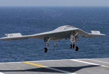 外形可供我军借鉴!美海军MQ25无人机持续上舰训练
