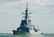 未来或闯南海!澳大利亚霍巴特级神盾舰高清图