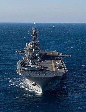 烂船也有三磅钉!意大利两栖攻击舰开工号称欧洲最强