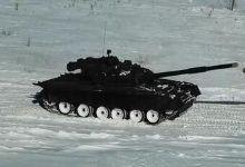 战斗民族的浪漫!俄军坦克兵开坦克