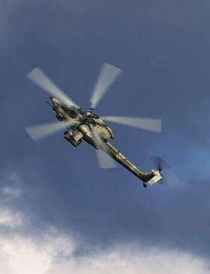 俄又一尖端武器追上美军!新版Mi28直升机年底交付俄军