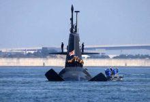 日本最新苍龙级潜艇清龙号服役 扩军计划稳步进行