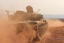老将再出征!解放军59D坦克亮相演兵场