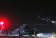 夜色中的黑旋风!我陆航某部直19攻击直升机夜航训练