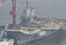 双航母时代快来了!中国首艘国产航母建造已收尾