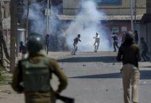 印度警察秀弹弓神技!印控克什米尔地区爆发激烈战斗