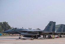 照样被胡塞暴锤!沙特空军秀猛照F15挂载12枚导弹