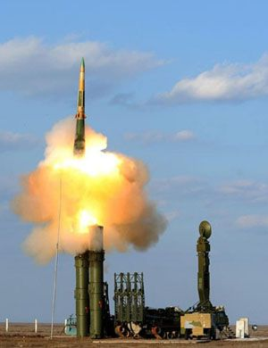 部署在哪最好?俄罗斯S400防空导弹已交付中国