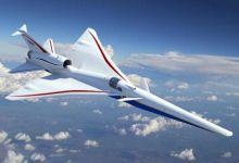 NASA与洛马合作开发无音爆超音速