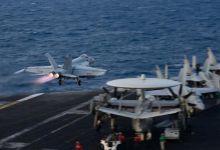 小心回不去!美航母来南海耀武扬威称四周都是中国军舰