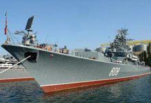 这是要开打?俄军舰队急撤叙利亚防备美军来袭