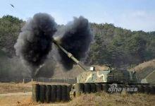 为斗我军攒底气?印度大秀韩国K9自行火炮生产线