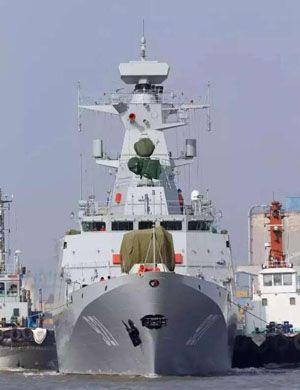 好货不愁卖!中国3000吨级外贸型护卫舰亮相大马