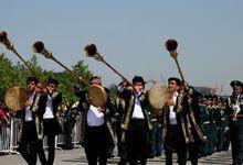 百家争鸣!多国11支军乐队在京巡游表演我军最规整