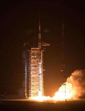 可探测大气污染物!我国高分五号卫星发射成功