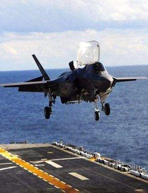 做工科幻感十足!中国网友看光美军F35B战机细节