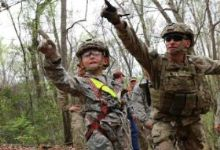 圆梦使者!美军游骑兵邀请患病儿童体验特种兵生活