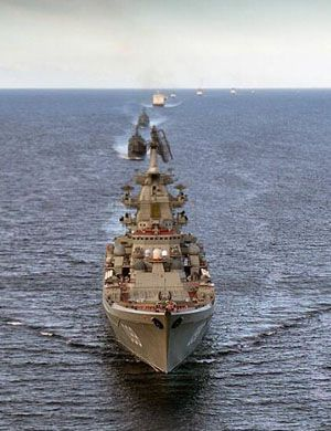 老马还能出来遛遛?俄基洛夫级巡洋舰未来在何方