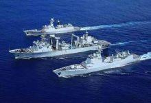 纵横四海若等闲!16年前首次环球航行中国海军今非昔