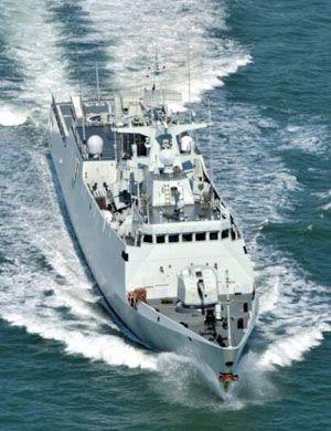 还是个反水雷好手!我军056舰PJ17型舰炮东海猛射