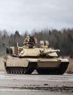 谁在放水?乌克兰T84坦克