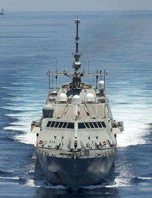 随时突破第一岛链!我军054A护卫舰再闯宫古海峡