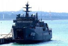 陆军海战队大船!细看我陆军三沙警备区综合保障船