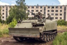 恐吓俄罗斯!北约选苏联时期一鬼城练城市作战