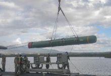 备战环太军演!美军核潜艇原来这样装填反舰导弹