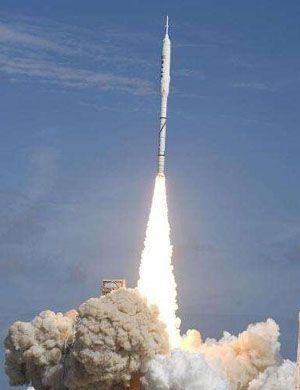 中国新一代固体火箭发动机