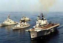 帝国余辉!英国海军也要回归印太?但昔日不在了