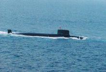 东亚最强战略战术核力量!中国093B、094A潜艇同框
