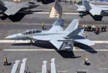 虎视眈眈!美军F-35C舰载战机将形成初始战斗力