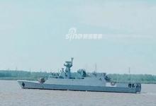 高配版056?中国出口孟加拉轻护卫舰即将交付