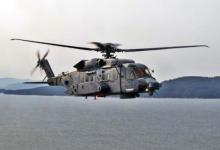 兄弟跑的挺远啊!加拿大海军最先进直升机巡航地中海