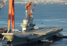 锣鼓喧天鞭炮齐鼓!中国首艘国产航母海试结束归港