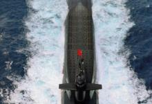 战略杀器现身!我军094战略核潜