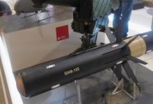 比美国标枪更先进!中国CAM-102反坦克导弹最新曝光