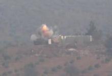 库尔德武装游击战法玩得溜:导弹准确击中土军坦克