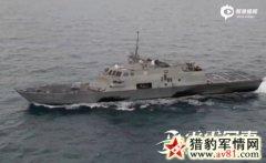 美国好日子一去不复返:战舰遭到中国无限锁定