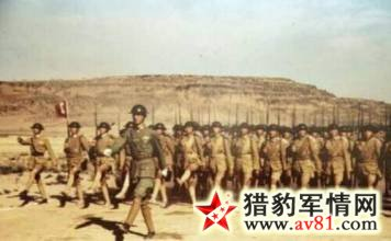 抗战时中国军队的战斗力:训练水平低 装备杂乱