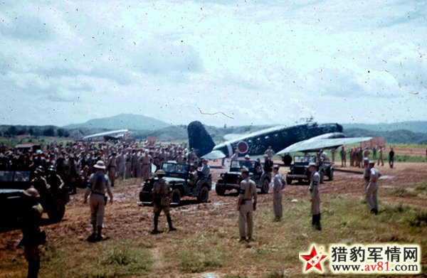 抗战中的芷江机场:1945年见证日寇投降的伟大时刻