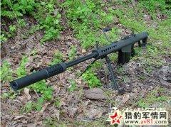 巴特雷m82a1狙击步枪_中国M99狙击步枪VS美国巴雷特M