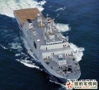 难怪没人要:法西北风级舰没中国071登陆舰好