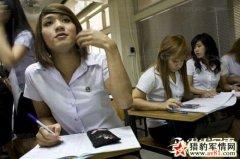 泰国人妖学生的大学生活 和普通人没什么不一样