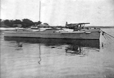 """1915年非洲丛林中的""""海战"""":英德坦噶尼喀湖之战"""
