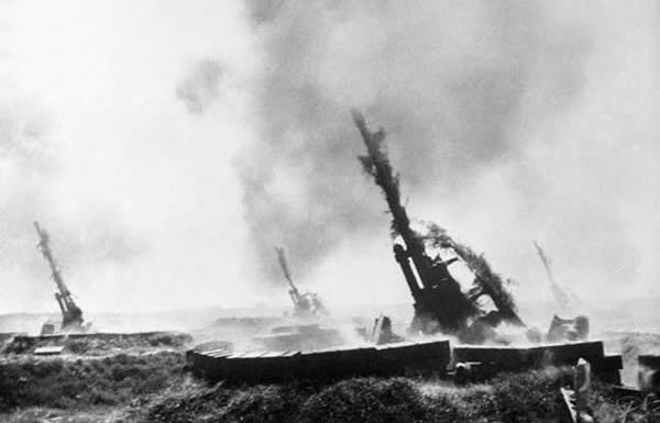 抗美援朝战争:志愿军高射炮兵共击落敌机2335架